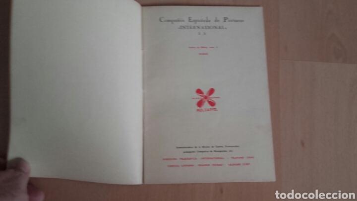 Libros antiguos: BARNICES Y LACAS. Muy antiguo. - Foto 2 - 101016742