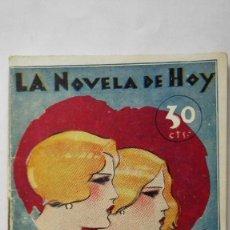 Libros antiguos: LA NOVELA DE HOY, QUIEN SABE - JUAN FERRAGUT , AÑO 1930. Lote 101020943