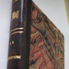 Libros antiguos: LA CONCIENCIA. ANTONIO ALTADILL. 1865. Lote 101050783