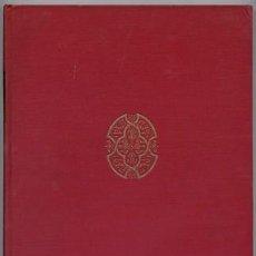 Libros antiguos: HAUPT, ALBRECHT. GESCHICHTE DER RENAISSANCE IN SPANIEN UND PORTUGAL. 1927.. Lote 101062183