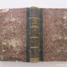 Libros antiguos: HISTORIA GENERAL DE ESPAÑA, DESDE LOS TIEMPOS REMOTOS HASTA NUESTROS DÍAS. TOMO I. RM83827. . Lote 101063899