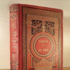 Libros antiguos: ALMACÉN DE LOS NIÑOS Ó DIÁLOGOS DE UNA SABIA DIRECTORA CON SUS DISCÍPULAS. GARNIER HERMANOS, PARIS. Lote 98630883