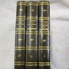 Libros antiguos: PORTUGAL - LIÇOES DE LINGUAGEM (ESTUDOS DE LINGUA PATRIA) - VOLUMES I, II, IV - PORTO 1937 + INFO. Lote 101160543