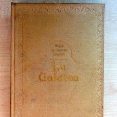 Libros antiguos: LA GALATEA. MIGUEL DE CERVANTES . MAUCCI 1916 REVISON LUIS CARLOS VIADA EXLIBRIS. Lote 101347063