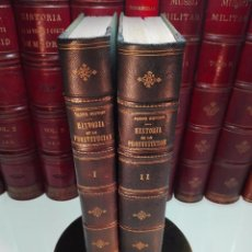 Libros antiguos - HISTORIA DE LA PROSTITUCIÓN EN TODOS LOS PUEBLOS DEL MUNDO - PEDRO DUFOUR - 2 TOMOS - BCN - 1870 - - 101371047