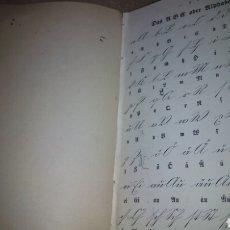 Libros antiguos: LIBRO DE GRAMATICA MILITAR ALEMANA,1906. Lote 101416262