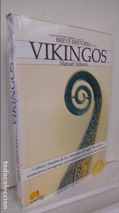 breve historia de los vikingos manuel velasco pdf
