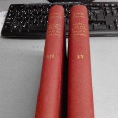 Libros antiguos: HISTORIA DE LOS ROMANOS BAJO EL IMPERIO / TOMOS III Y IV / CARLOS MERIVALE / GÓNGORA ED. 1880. Lote 101520523