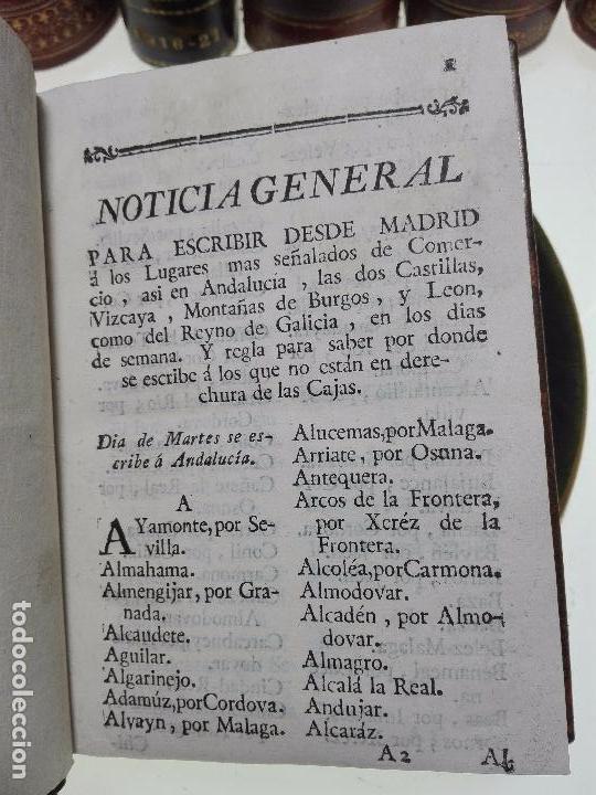 Libros antiguos: NUEVO ESTILO Y FORMULARIO DE ESCRIBIR CARTAS MISIVAS Y RESPONDER A ELLAS - MADRID - 1777 - - Foto 4 - 101696943