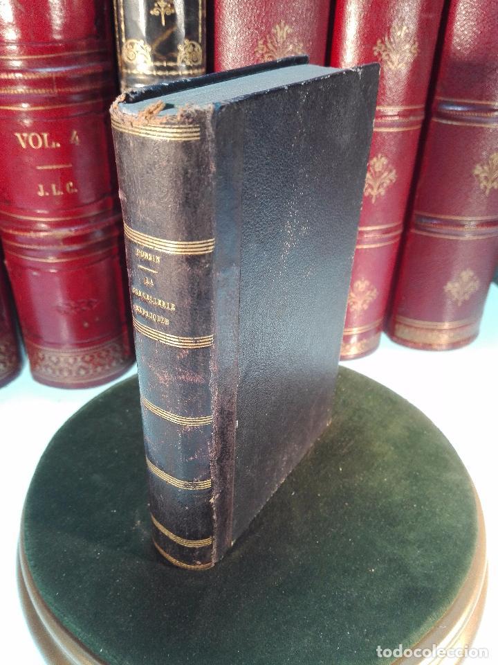 MANUELS-RORET-LA SOECELLERIE ANCIENNE ET MODERNE EXPLIQUÉE OU COURS COMPLET DE PRESTIDIGITATIÓN 1858 (Libros Antiguos, Raros y Curiosos - Ciencias, Manuales y Oficios - Otros)