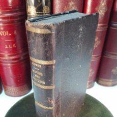 Libros antiguos: MANUELS-RORET - NOUVEAU MANUEL COMPLET DES SORCIERS OU LA MAGIE BLANCHE DÉVOILÉE - MAGIA - 1853 -. Lote 101745347