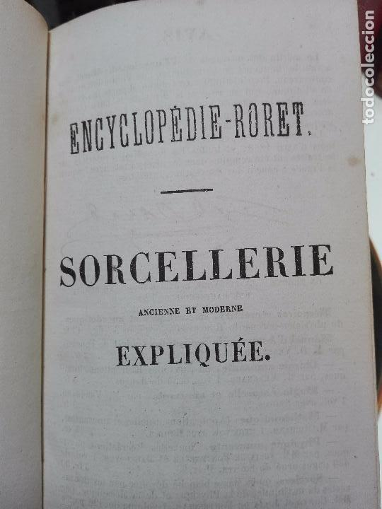 Libros antiguos: MANUELS-RORET-LA SOECELLERIE ANCIENNE ET MODERNE EXPLIQUÉE OU COURS COMPLET DE PRESTIDIGITATIÓN 1858 - Foto 2 - 101744143