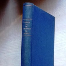 Libros antiguos: TIERRA BASCA, EL MAYORAZGO DE LABRAZ PIO BAROJA 1931 . EXLIBRIS . Lote 101899603