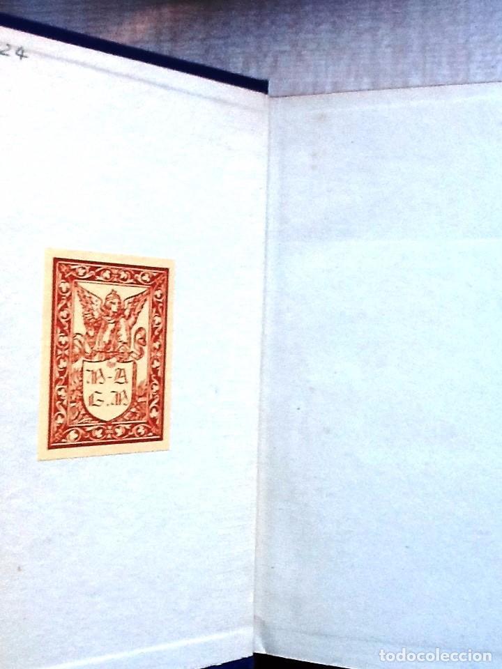 Libros antiguos: TIERRA BASCA, EL MAYORAZGO DE LABRAZ PIO BAROJA 1931 . exlibris - Foto 2 - 101899603