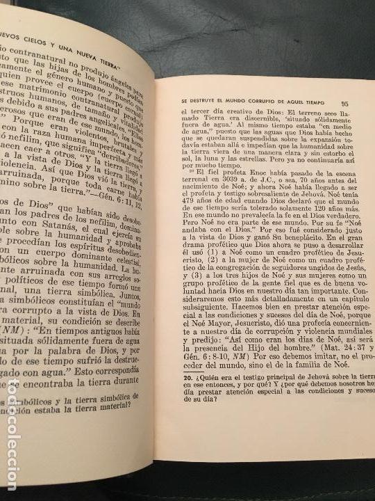 Libros antiguos: Nuevos cielos y nueva tierra Watchtower Testigos de Jehová Estudiantes de la Biblia 1956 - Foto 4 - 101942415