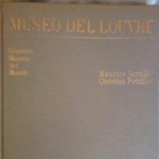 Libros antiguos: MUSEO DE LOUVRE GRANDES MUSEO DEL MUNDO. Lote 101942875