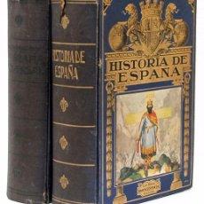 Libros antiguos: BLÁNQUEZ, AGUSTÍN: HISTORIA DE ESPAÑA / GEOGRAFÍA UNIVERSAL (RAMÓN SOPENA) (CB). Lote 101971735