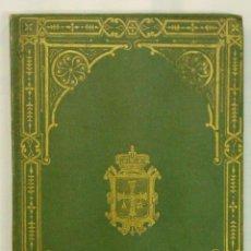 Libros antiguos: REGLAMENTO DE LA DIPUTACIÓN PROVINCIAL DE OVIEDO 1891 . Lote 101978887