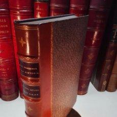 Libros antiguos: BIBLIOGRAFÍA COLOMBIANA - ENUMERACIÓN DE LIBROS Y DOCUMENTOS CONCERNIENTES A CRISTOBAL COLÓN Y SUS... Lote 102047379