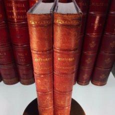 Libros antiguos: HISTORIA DE LA PROSTITUCIÓN EN TODOS LOS PUEBLOS DEL MUNDO - PEDRO DUFOUR - 2 TOMOS - BCN - 1870 -. Lote 102048027