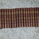 Libros antiguos: OBRAS COMPLETAS DE EUSEBIO BLASCO. 27 TOMOS (1903-1906). Lote 102104847