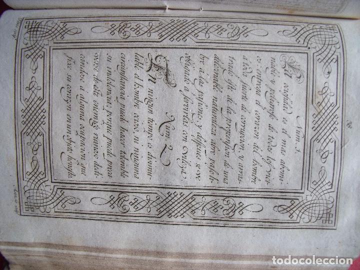 Libros antiguos: TORCUATO TORIO DE LA RIVA Y HERRERO.-ARTE DE ESCRIBIR POR REGLAS.-GRAMATICA.-GRABADOS.-MADRID.-1802. - Foto 4 - 102429471
