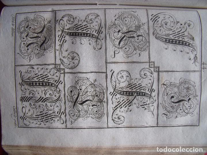 Libros antiguos: TORCUATO TORIO DE LA RIVA Y HERRERO.-ARTE DE ESCRIBIR POR REGLAS.-GRAMATICA.-GRABADOS.-MADRID.-1802. - Foto 5 - 102429471