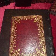 Libros antiguos: ARTE BALLESTERÍA MONTERÍA MARTÍNEZ ESPINAR MADRID 1761 TAFILETE 6 LÁMINAS PALOMINO CAZA CANTO DORADO. Lote 102486507