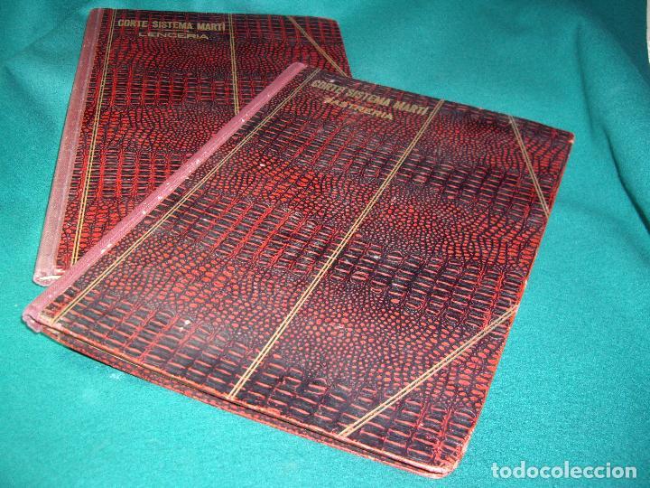 CORTE SISTEMA MARTI - 1935 - SASTRERIA - LENCERIA (Libros Antiguos, Raros y Curiosos - Bellas artes, ocio y coleccionismo - Otros)