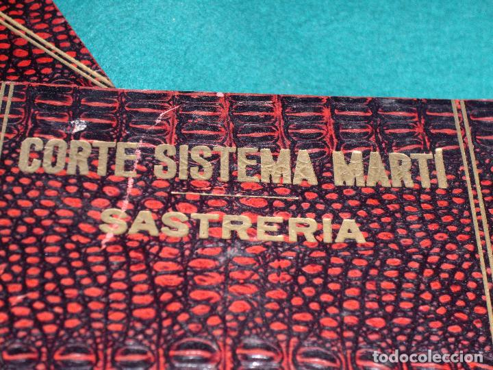 Libros antiguos: CORTE SISTEMA MARTI - 1935 - SASTRERIA - LENCERIA - Foto 2 - 102488027