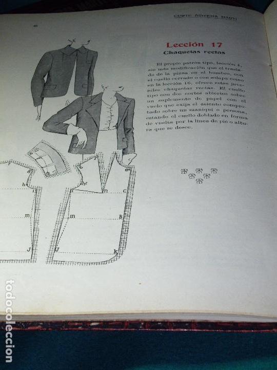 Libros antiguos: CORTE SISTEMA MARTI - 1935 - SASTRERIA - LENCERIA - Foto 5 - 102488027