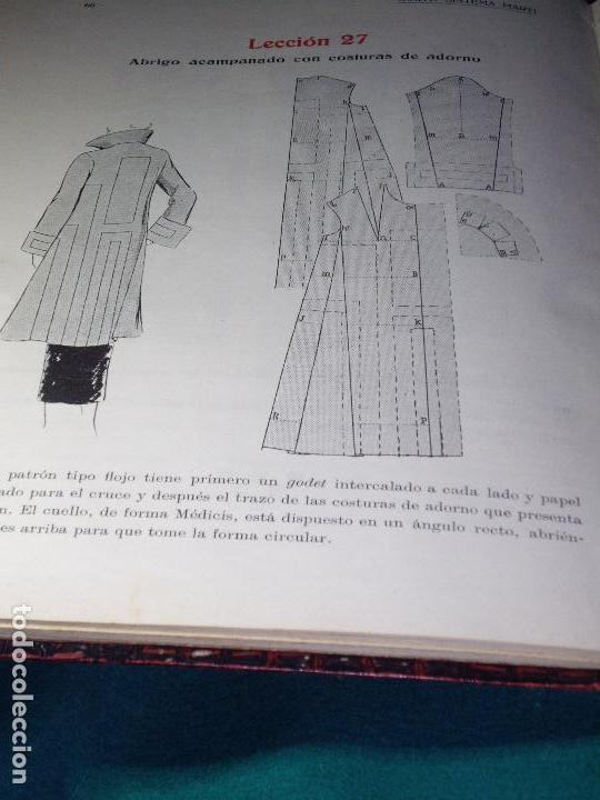 Libros antiguos: CORTE SISTEMA MARTI - 1935 - SASTRERIA - LENCERIA - Foto 7 - 102488027