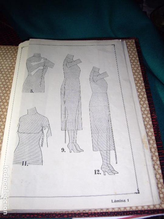 Libros antiguos: CORTE SISTEMA MARTI - 1935 - SASTRERIA - LENCERIA - Foto 9 - 102488027