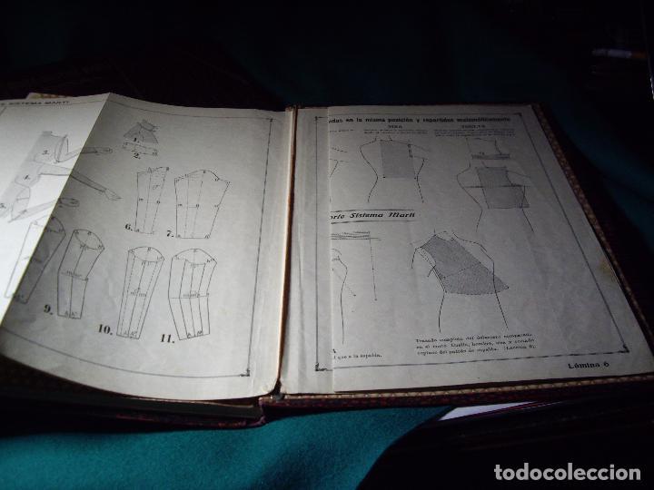 Libros antiguos: CORTE SISTEMA MARTI - 1935 - SASTRERIA - LENCERIA - Foto 10 - 102488027