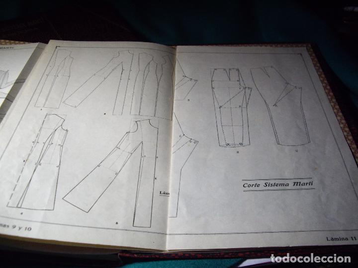 Libros antiguos: CORTE SISTEMA MARTI - 1935 - SASTRERIA - LENCERIA - Foto 11 - 102488027