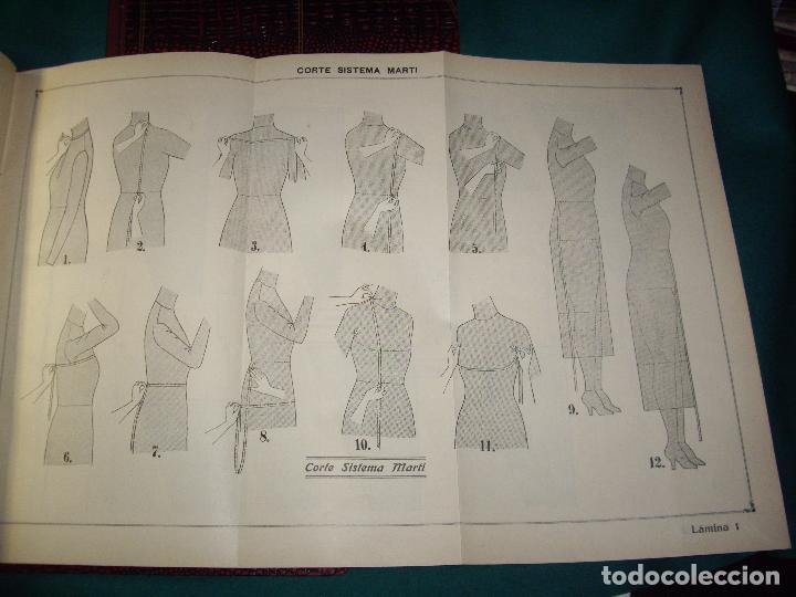Libros antiguos: CORTE SISTEMA MARTI - 1935 - SASTRERIA - LENCERIA - Foto 13 - 102488027