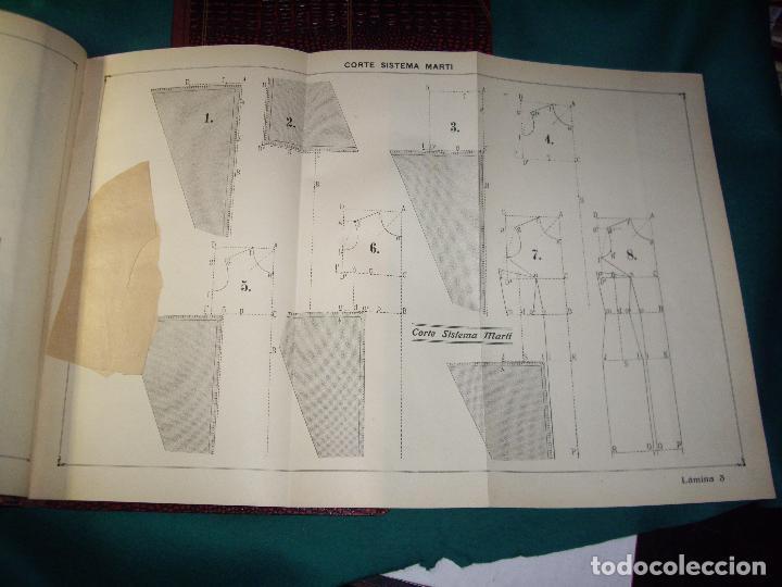 Libros antiguos: CORTE SISTEMA MARTI - 1935 - SASTRERIA - LENCERIA - Foto 14 - 102488027