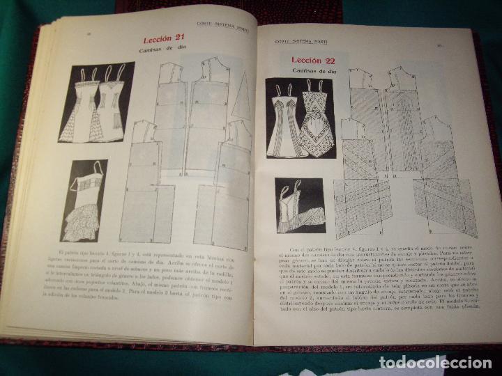 Libros antiguos: CORTE SISTEMA MARTI - 1935 - SASTRERIA - LENCERIA - Foto 16 - 102488027