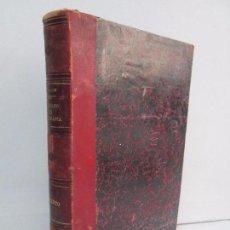 Libros antiguos: TRATADO DE TOPOGRAFIA. JULIAN SUAREZ INCLAN. TEXTO. TALLERES DEL DEPOSITO DE LA GUERRA 1908. Lote 102515923