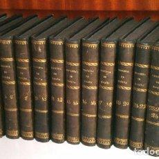 Libros antiguos: HISTORIA DE ESPAÑA 12T POR JUAN DE MARIANA Y CONDE DE TORENO; OFIC. ESTAB. CENTRAL EN MADRID 1841. Lote 102612343