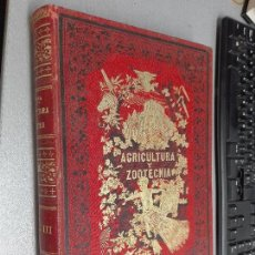 Libros antiguos: NOVÍSIMO TRATADO TEÓRICO PRÁCTICO DE AGRICULTURA Y ZOOTECNIA / JOAQUIN RIBERA / BARCELONA S.F.. Lote 102814355