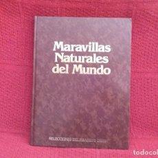 Libros antiguos: MARAVILLAS NATURALES DEL MUNDO. Lote 102841883