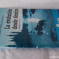 Libros antiguos: LIBRO ANTONIO BELLO LASIERRA .LA EVOLUCION DESDE DENTRO .CUADERNOS DIA ZARAGOZA 1987 PRIMERA PARTE. Lote 102920167