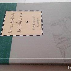 Libros antiguos: LUCAS MAYADA Y JOAQUIN COSTA-ELOY FERNANDEZ CLEMENTE-DIRECCION GUILLERMO FATAS Y MANUEL SILVA-CAI100. Lote 103098271