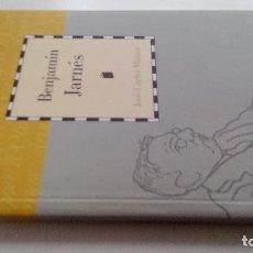 Libros antiguos: BENJAMIN JARNES-JOSE-CARLOS MAINER-DIRECCION GUILLERMO FATAS Y MANUEL SILVA-CAI100. Lote 103100875