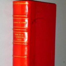 Libros antiguos: GUÍA DE LA GRANDEZA. HISTORIA GENEALÓGICA Y HERÁLDICA DE TODAS LAS CASAS QUE GOZAN DE ESTA DIGNIDAD . Lote 103132931