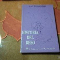 Libros antiguos: HISTORIA DEL BESO.. Lote 103137307