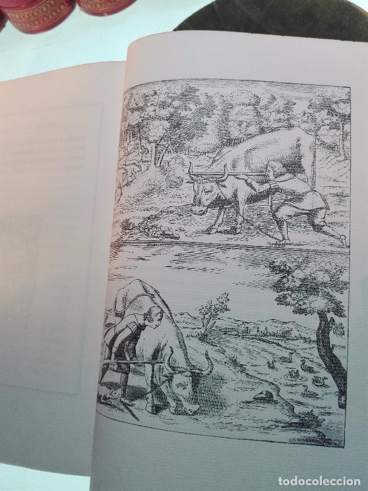 Libros antiguos: ARTE DE BALLESTERÍA Y MONTERÍA - EDICIÓN FACSIMIL DE 1644 - NUMERADA - ALONSO MARTINEZ DE ESPINAR - - Foto 9 - 103275599