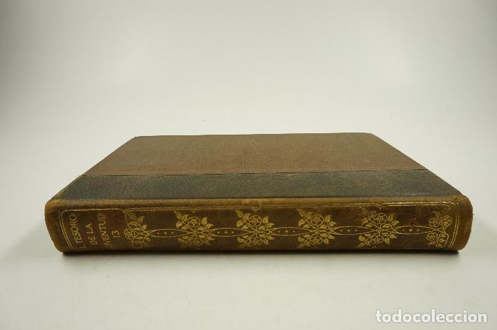 Libros antiguos: El tesoro de la juventud o Enciclopedia de conocimientos, 20 tomos, Jackson editor. 17,5x25cm - Foto 2 - 103287339