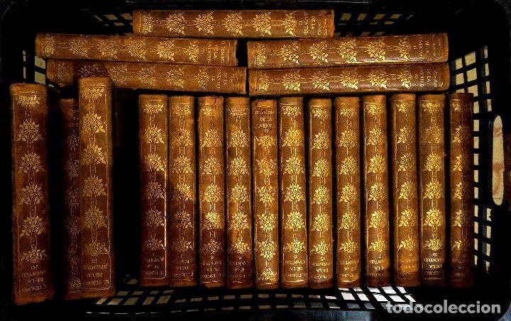 EL TESORO DE LA JUVENTUD O ENCICLOPEDIA DE CONOCIMIENTOS, 20 TOMOS, JACKSON EDITOR. 17,5X25CM (Libros Antiguos, Raros y Curiosos - Literatura Infantil y Juvenil - Otros)